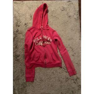 Girls hollister hoodie